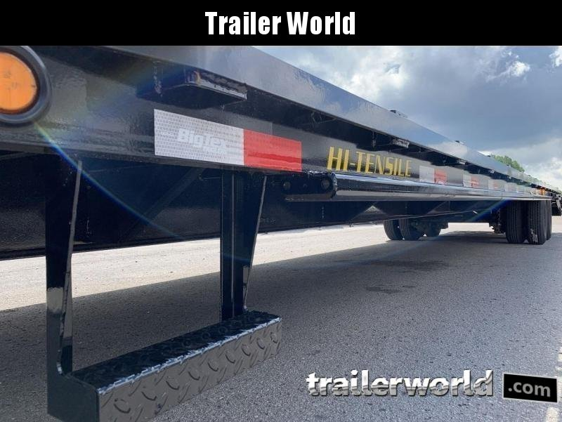 2020 Big Tex Trailers 22GN-35' + 5'  Flatbed Gooseneck Trailer