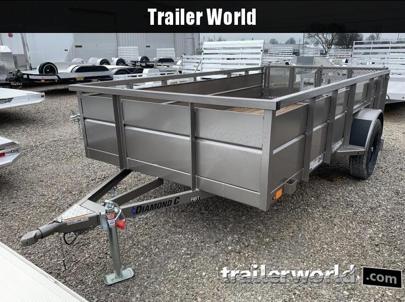 2020 Diamond C Trailers RBT 12 x 6.5 Utility Trailer