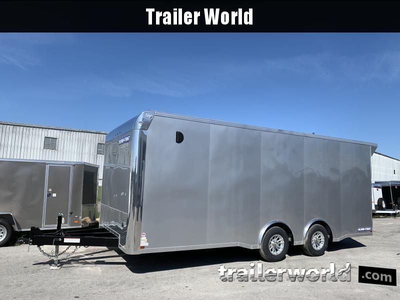 2020 Sure-Trac Race 20' Enclosed Car / Race Trailer