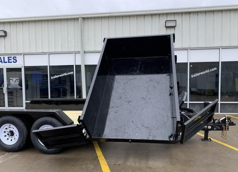 2020 Midsota HS-21 Tilt Bed Equipment Trailer