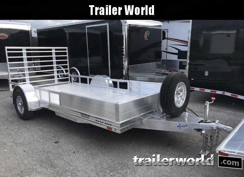 2019 Sundowner 8114 SUT  14'  Single Axle Utility Trailer