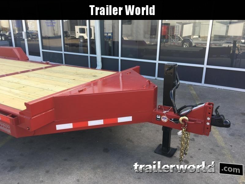 2020 Midsota TB-20' Tilt Bed Equipment Trailer 15.4k GVWR