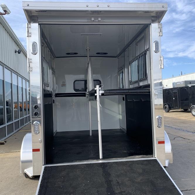 2020 Sundowner Xtreme Charter TR SE 2 Horse Bumper Pull Trailer