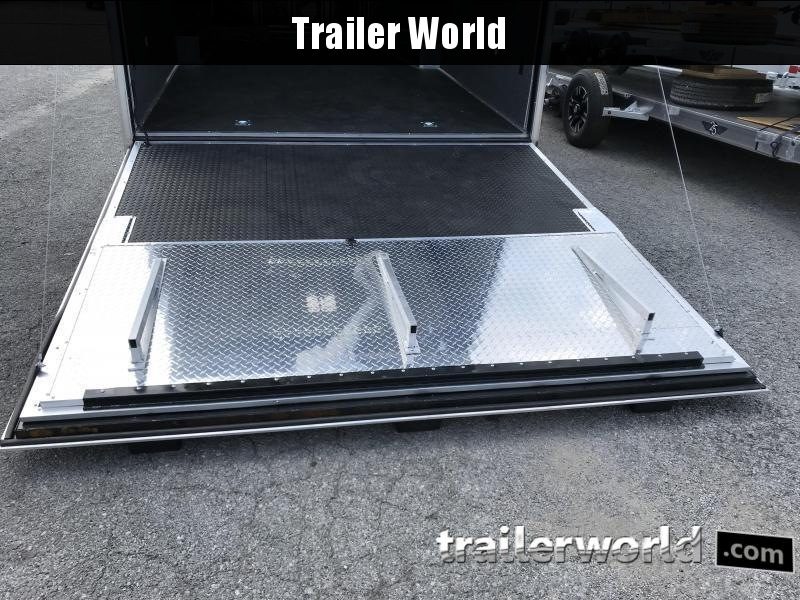 2021 Cargo Mate Eliminator 24' Race Trailer