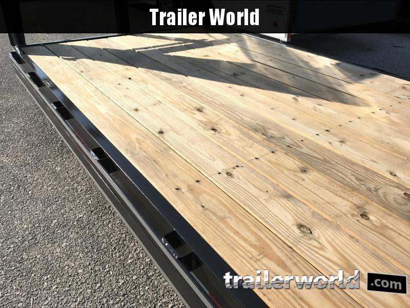 2020 Betterbuilt 22' Low Profile Gooseneck Trailer 14k GVW