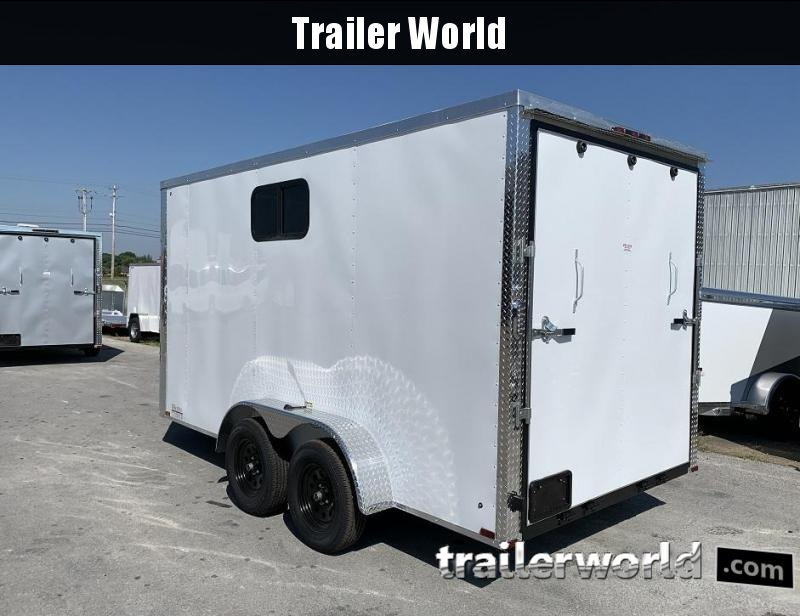 2020 ARI 7' x 14' x 7' Enclosed Cargo Trailer w/ Windows