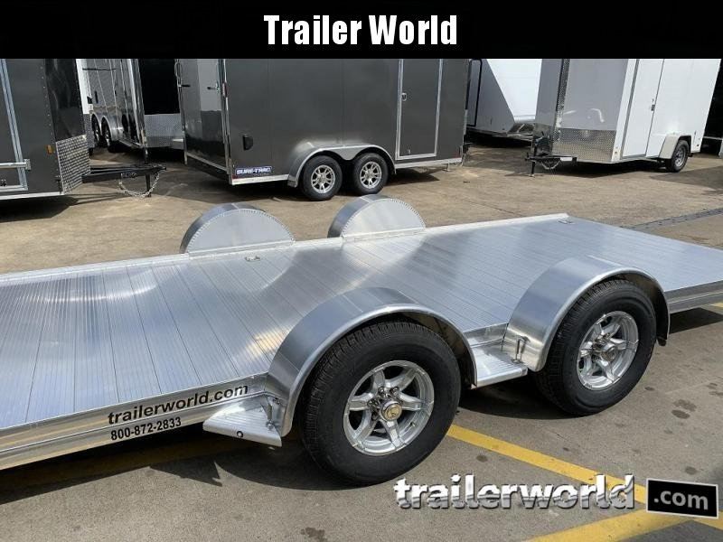 2020 Sundowner 4000AP - 20' Aluminum Open Car Hauler Trailer