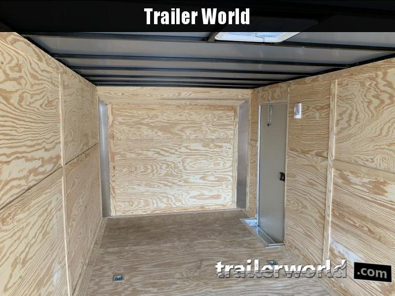 2020 Anvil 24' Enclosed Car Trailer Spread Axles 10k GVWR