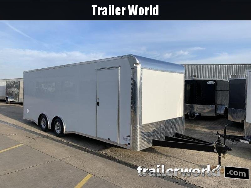 2020 Anvil 24' Enclosed Car Trailer Spread Axles 10k GVWR