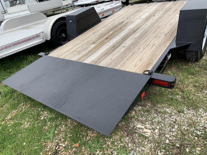 2019 SURE-TRAC 12' x 6.5'  Tilt Bed Equipment 7K GVWR