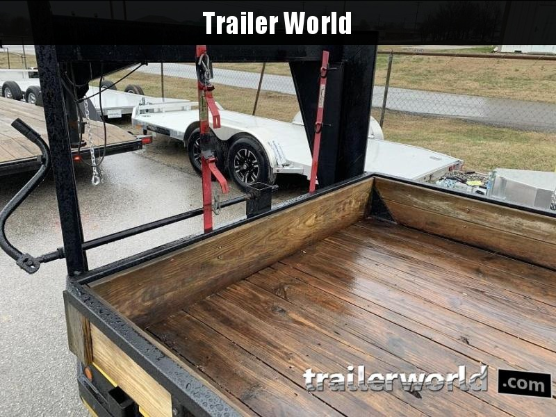2011 Betterbuilt 22' Low Profile Gooseneck Trailer 14k GVW