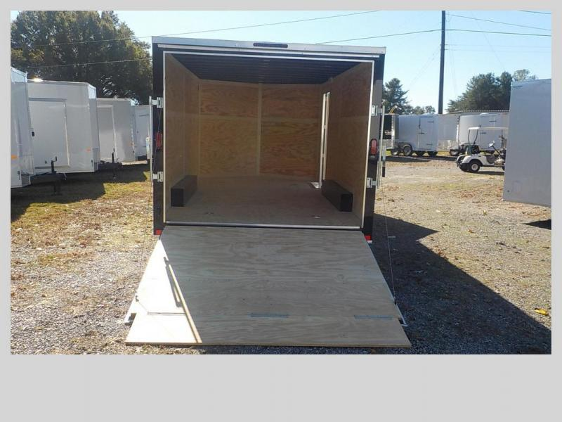 2020 Triple Crown Trailers TC8.5X16TA Enclosed Cargo Trailer