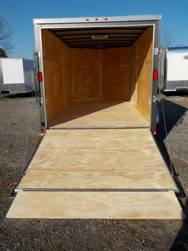 2020 Spartan Cargo SP7X14TA Enclosed Cargo Trailer