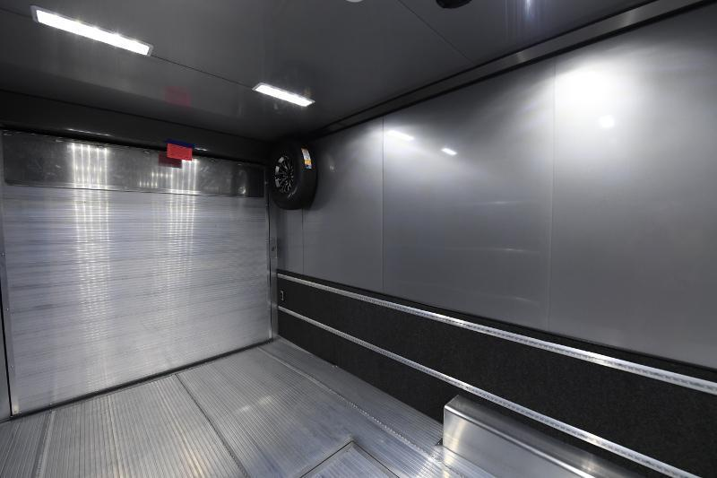 2019 inTech Trailers BTA8534TTA4 Car / Racing Trailer