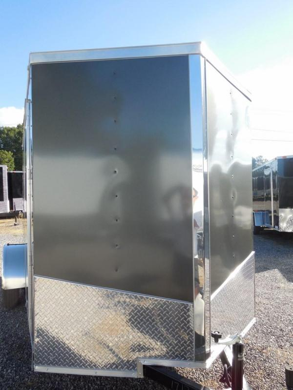 2020 Spartan Cargo SP6X12SA Enclosed Cargo Trailer