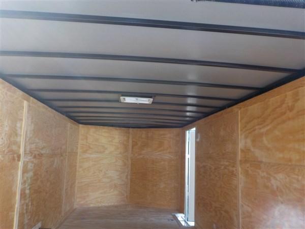 2020 Rock Solid Cargo 8.5 x 18  Car Hauler