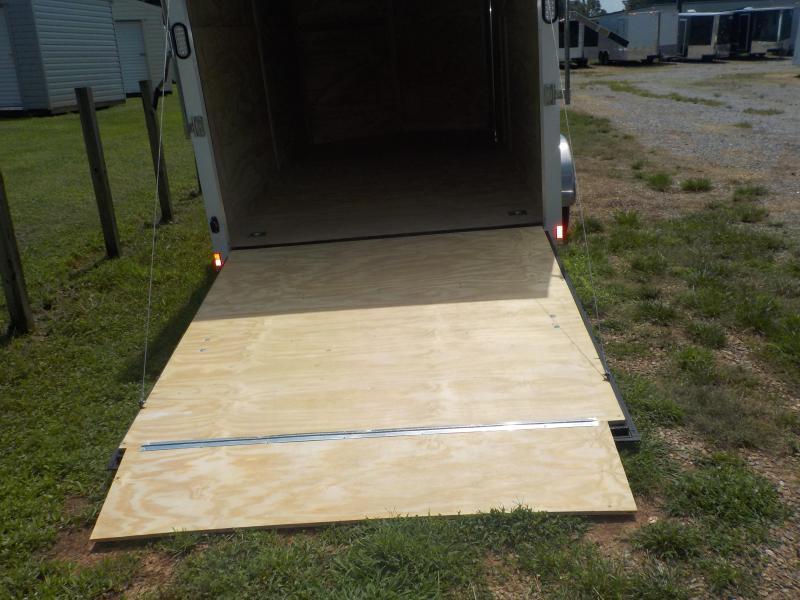 2020 Rock Solid Cargo CCL7x14TA2 Enclosed Cargo Trailer