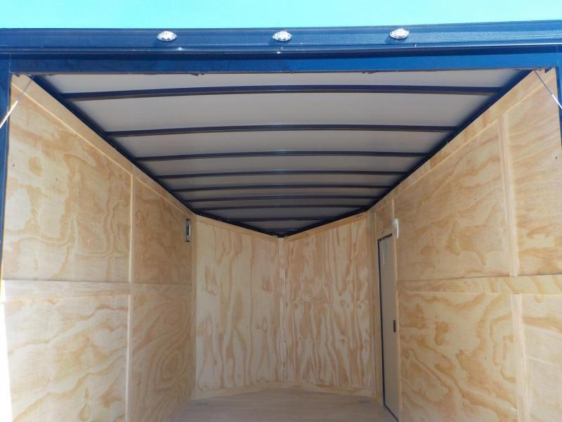 2020 Spartan SP 7 x 14 TA Enclosed Cargo Trailer