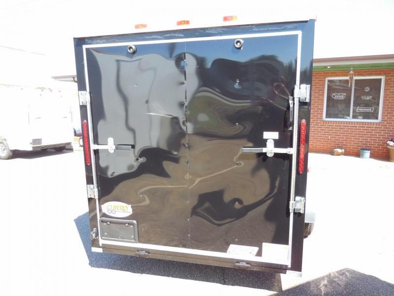2020 Cynergy Cargo CCL 6 x 12SA  Enclosed Cargo Trailer