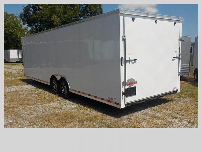 2020 Cargo Mate GANS8.528TA3 Enclosed Cargo Trailer