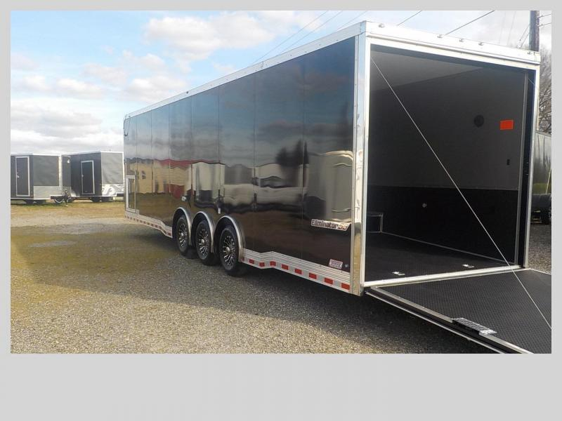 2020 Cargo Mate GAEL8.5 X 32TTA4 Car / Racing Trailer