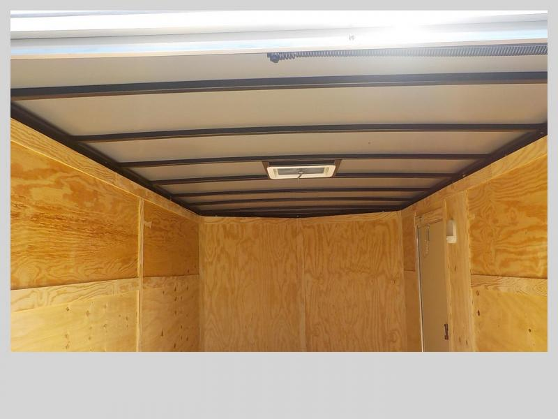 2020 Rock Solid Cargo CCL7x14TA2 Enclosed Cargo Trailer