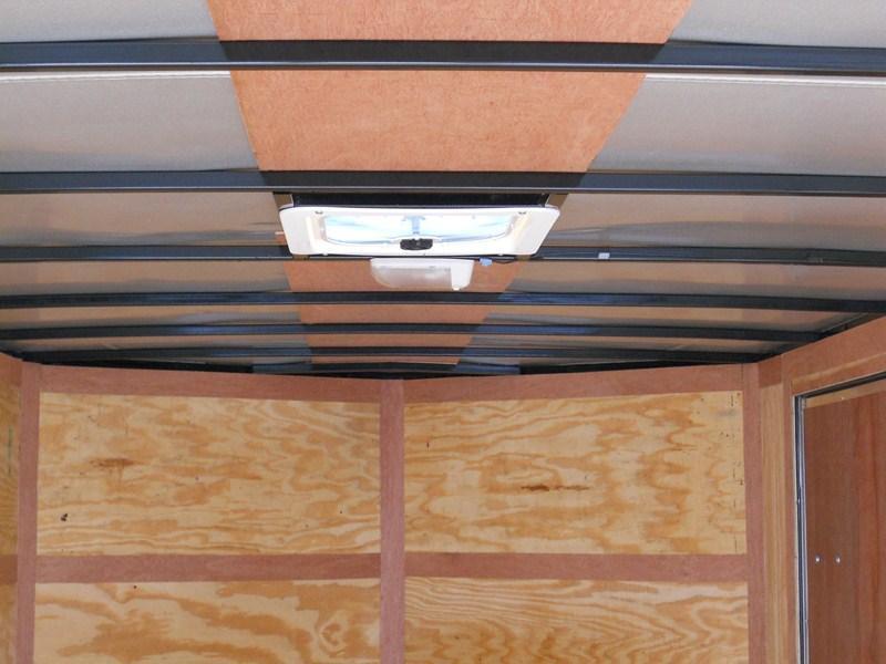 2020 Cynergy Cargo CCL 7x14 TA2 Enclosed Cargo Trailer