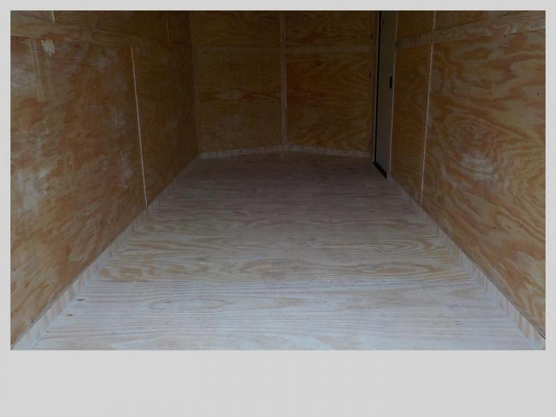 2020 Covered Wagon Trailers CW7X14TA2 Enclosed Cargo Trailer