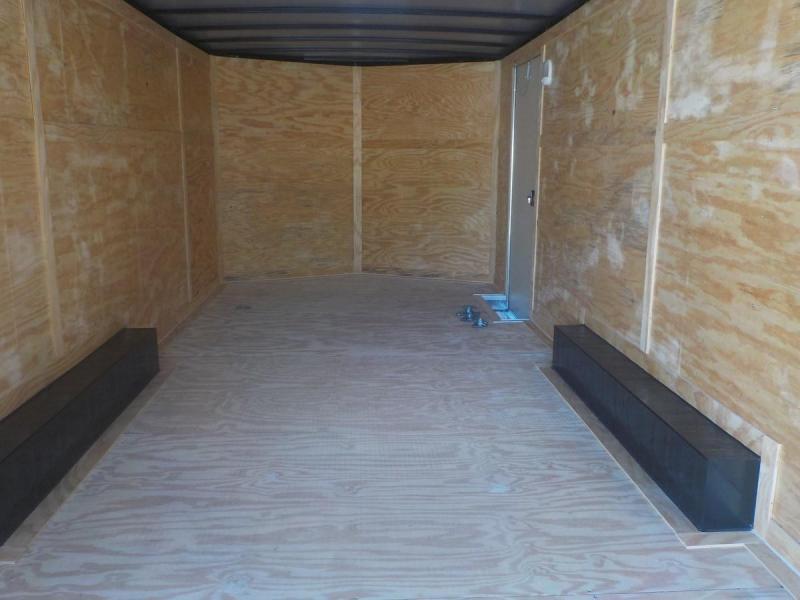 2020 Rock Solid Cargo RS8.5X18TA2 Enclosed Cargo Trailer