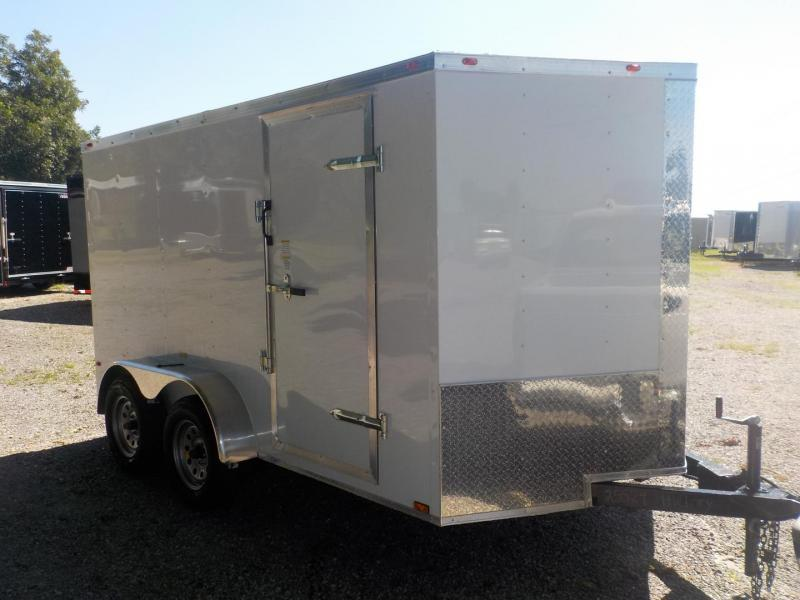 2020 Cynergy Cargo CCL7X12TA Enclosed Cargo Trailer
