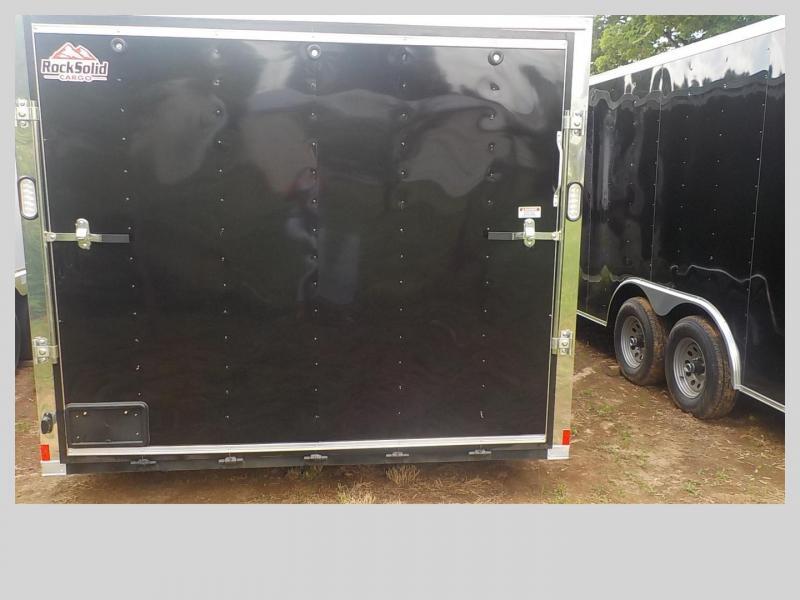 2020 Rock Solid Cargo 8.5X24TA2 Car / Racing Trailer