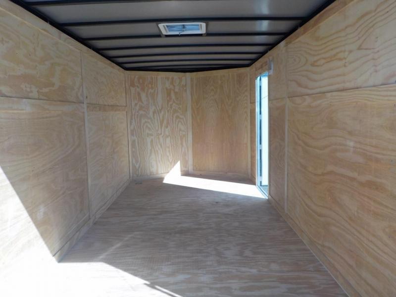 2020 Rock Solid Cargo RS7x16TA Enclosed Cargo Trailer