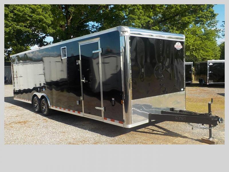 2020 Cargo Mate GAN8.5X28TA3 Car / Racing Trailer