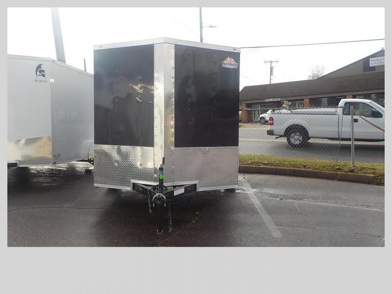 2020 Rock Solid Cargo RS7X12SA Enclosed Cargo Trailer