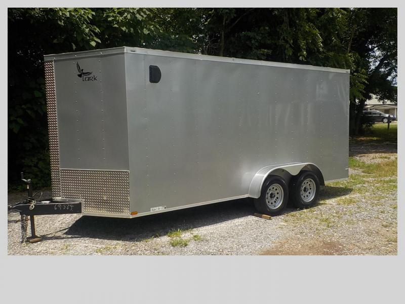 2020 Lark VT7X16TA Enclosed Cargo Trailer