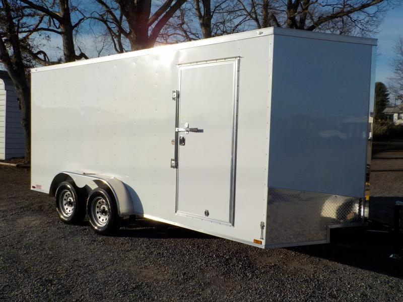 2020 Spartan SP7X16TA Enclosed Cargo Trailer