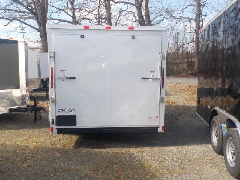 2020 Cynergy Cargo CCL 7x16 TA2 Enclosed Cargo Trailer