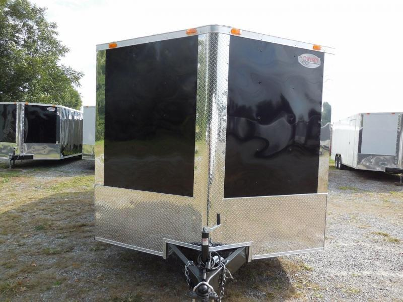 2020 Cynergy Cargo CCL8.5X20TA2 Enclosed Cargo Trailer