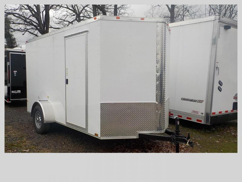 2020 Cynergy Cargo Advanced CCL6x12SA Enclosed Cargo Trailer