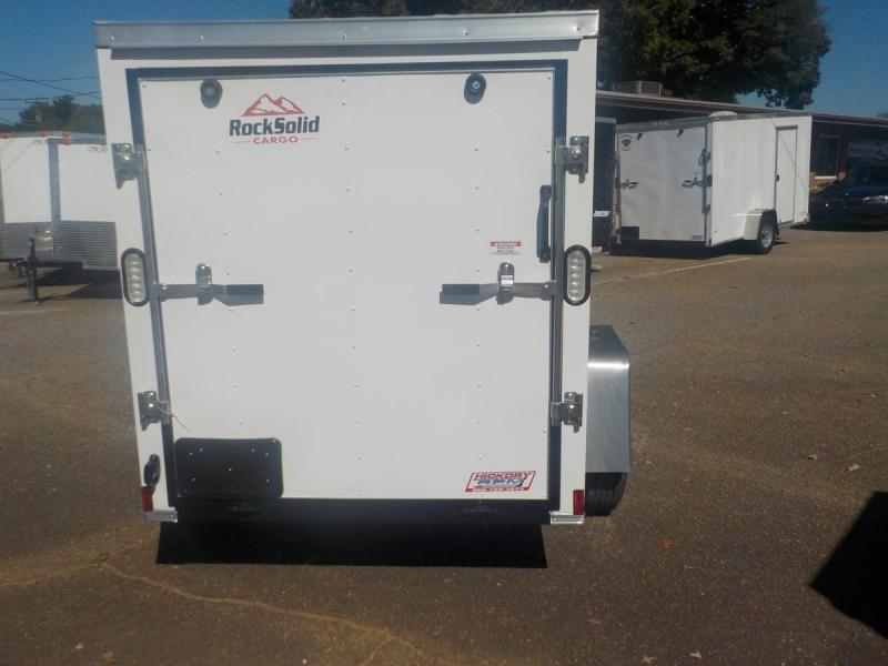 2020 Rock Solid Cargo RS5X6SA Enclosed Cargo Trailer