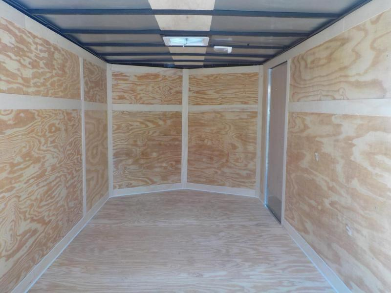 2020 Cynergy Cargo CCL7X12TA Enclosed Cargo Trailer