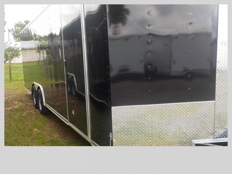 2020 Rock Solid Cargo RS8.5X24TA2 Car / Racing Trailer