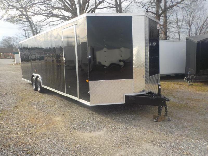 2020 Rock Solid Cargo RS8.5X28TA3 Car / Racing Trailer