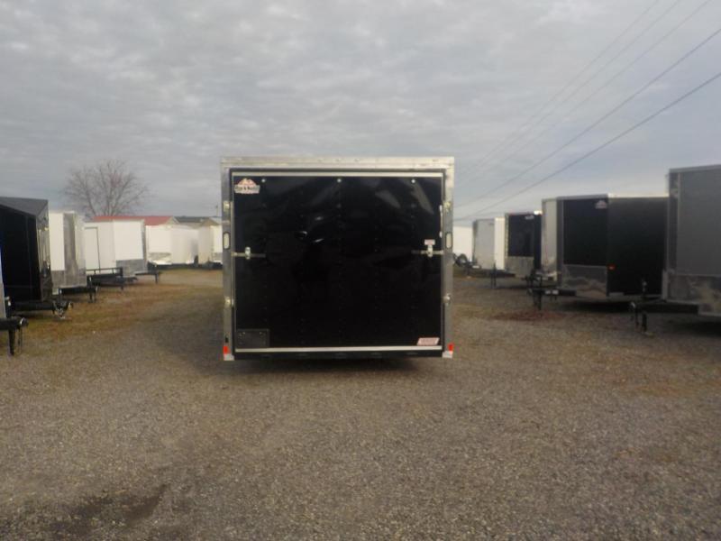 2020 Rock Solid Cargo RS8.5X28TA3 Car / Racing Trailer