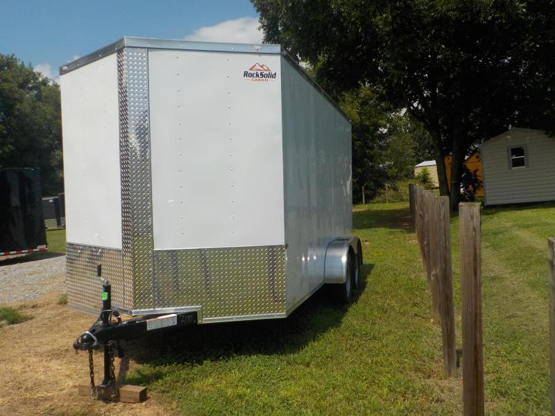 2020 Rock Solid Cargo RS7X16TA Enclosed Cargo Trailer