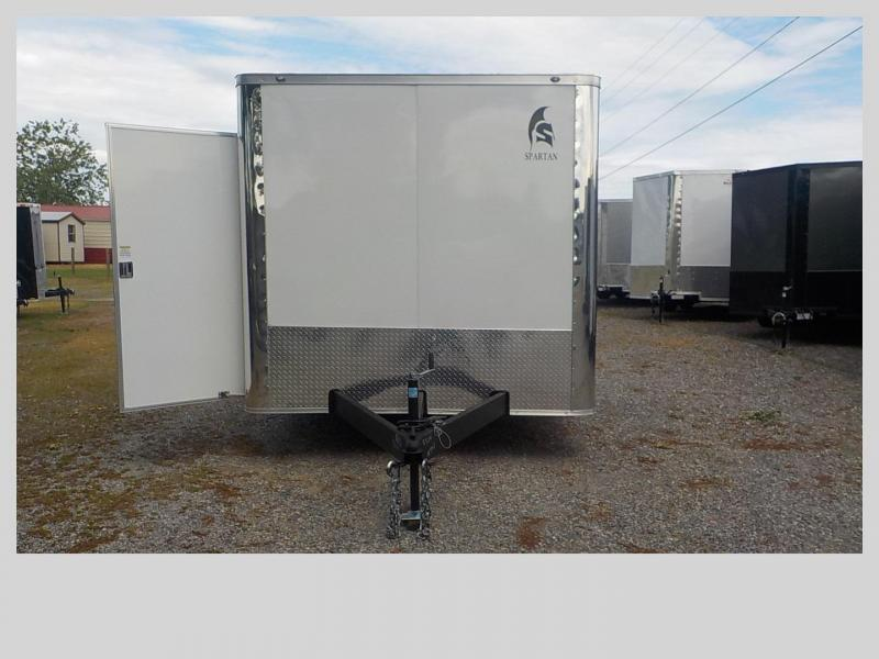 2020 Spartan Cargo SP8.5X14TA Enclosed Cargo Trailer
