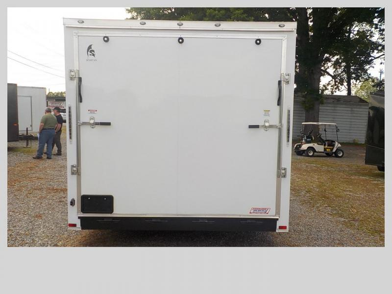 2020 Spartan Cargo SP8.5X14TA Enclosed Cargo Trailer