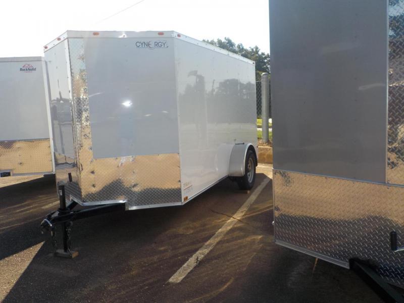 2019 Cynergy Cargo CCL 6 x 12 SA Enclosed Cargo w/Ramp DoorTrailer