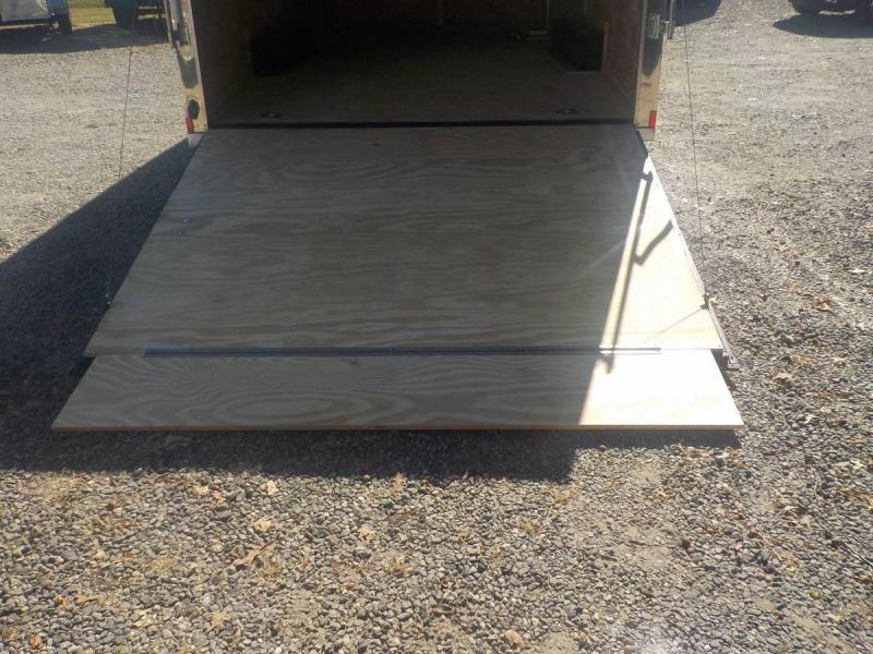 2020 Rock Solid Cargo RS8.5X24TA3 Enclosed Cargo Trailer