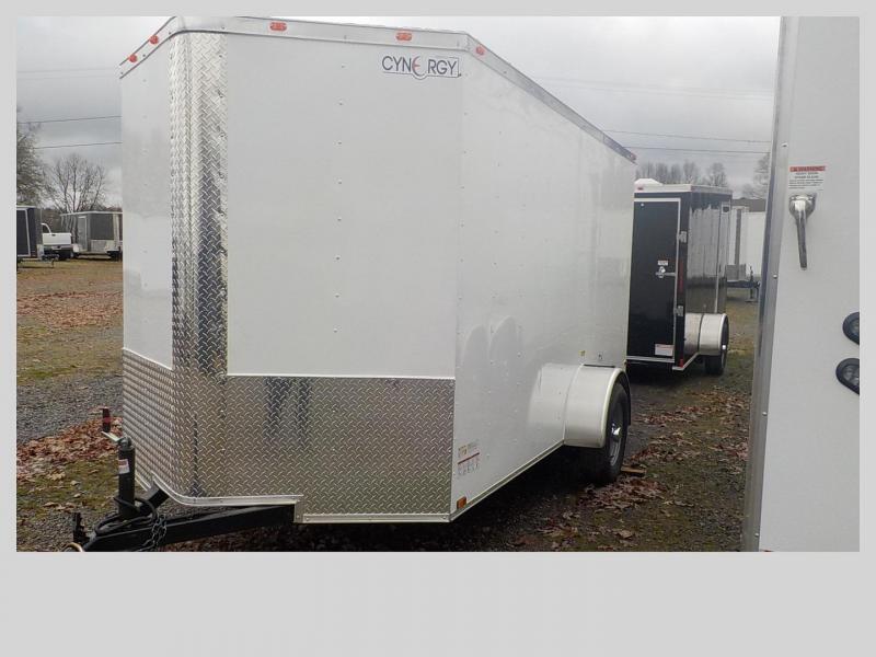 2020 Cynergy Cargo Advanced CCL6x12SA Enclosed Cargo Trailer